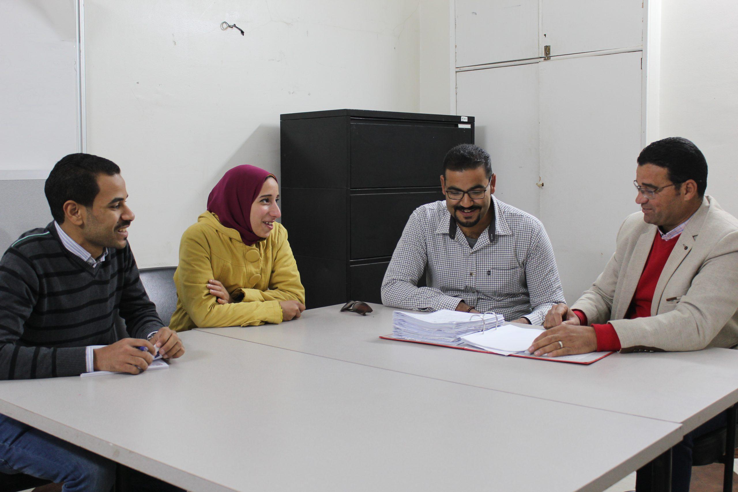 social accountability- Hayat Kareema